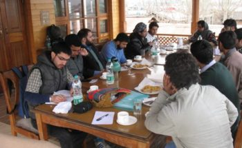 1st Intre-Region Youth Dialogue Srinagar 17-18 March 2012