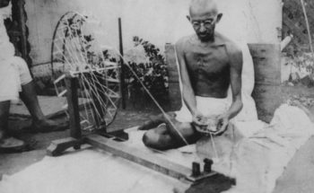 Gandhi's new spinning wheel: A Review Article