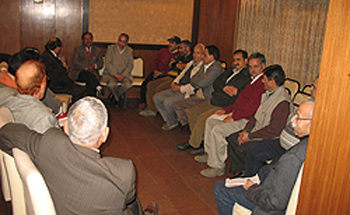 Pandit-Muslim Rapproachment Jammu Meeting