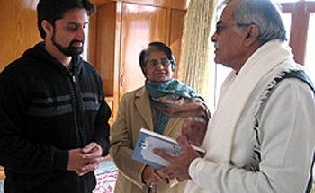 Hind Swaraj in Srinagar
