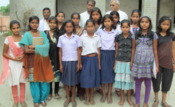 Dumarbanna Girls' Swaraj Jagriti Campaign