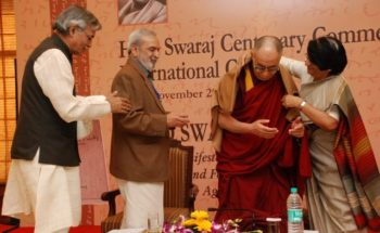 Hind Swaraj Centanary Intenatinal Conference Nov 2009