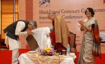 Hind Swaraj Centanary Intenatinal Conference Nov 2009