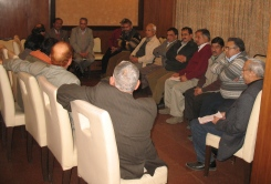 Dialogue with Pandits Jammu Feb 2012
