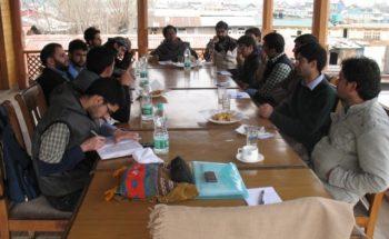 1st Intre-Region Youth Dialogue Srinagar 17-18 March 2012